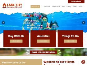 lakecitycampground.com