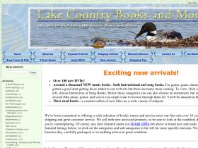 lakecountrybooks.com