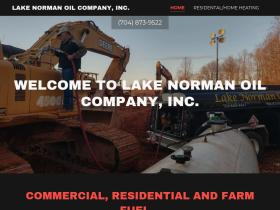 lakenormanoil.com