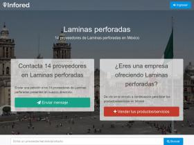 laminas-perforadas.infored.com.mx