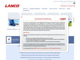 lancogroup.com