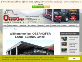 landtechnik-oberhofer.at
