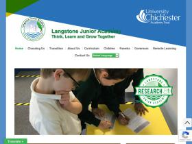 langstone-jun.portsmouth.sch.uk