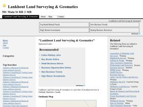 lankhout-land-surveying-geomatics.manitoba.xcanada.ca