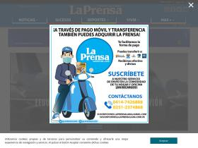 laprensalara.com.ve