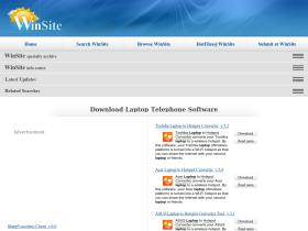 laptop-telephone.winsite.com