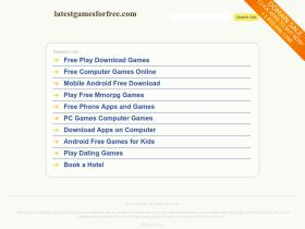 latestgamesforfree.com