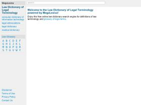 law-dictionary.org