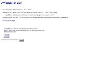 lawnet.washington.edu