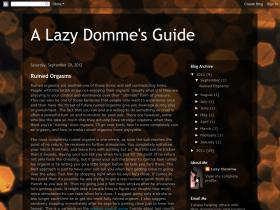 lazydomme.blogspot.co.uk