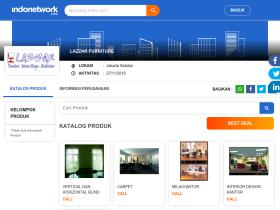lazzarfurniture.indonetwork.co.id