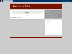 learning-arabic-online.blogspot.com