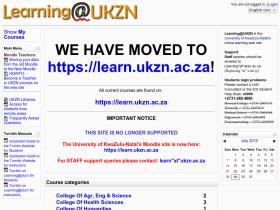 learning.ukzn.ac.za