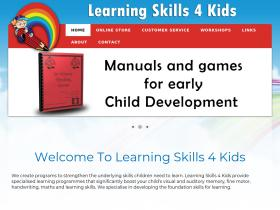 learningskills4kids.com