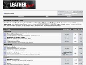 leather-forum.com