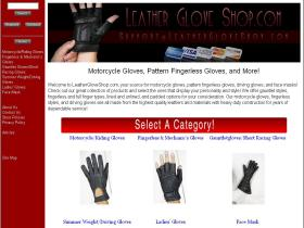 leathergloveshop.com