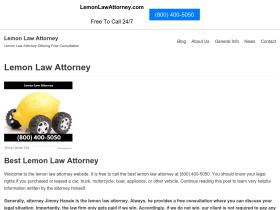 lemonlawyerca.net