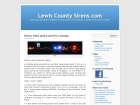lewiscountysirens.com