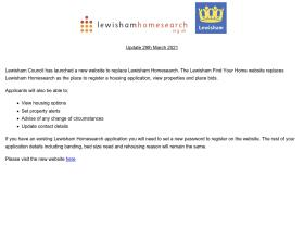 lewishamhomesearch.org.uk