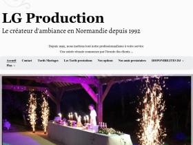 lgproduction.fr