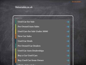 lhdcarsales.co.uk