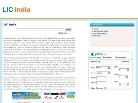 lic-india.co.in