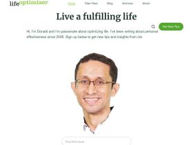 lifeoptimizer.org