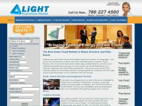 lightaudiovisual.com