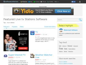 live-tv-stations.software.informer.com