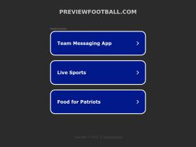 live.previewfootball.com