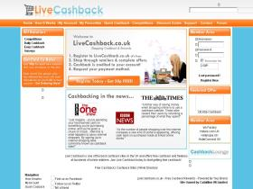 livecashback.co.uk