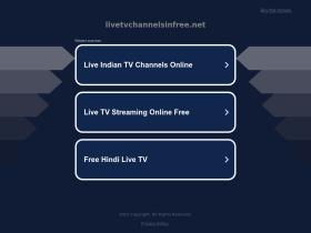 livetvchannelsinfree.net