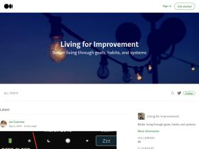 livingforimprovement.com