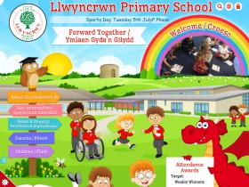 llwyncrwnprimary.co.uk