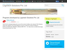 logictech-solutions-pvt-ltd.software.informer.com