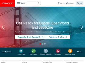 login.oracle.com