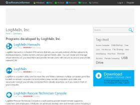 logmein-inc.software.informer.com