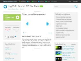 logmein-rescue-avi-file-fixer.software.informer.com
