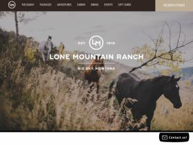 lonemountainranch.com
