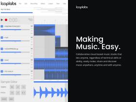 how to download from looplabs