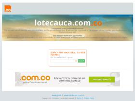 lotecauca.com.co