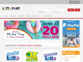 lottoport.com