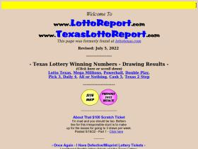 lottoreport.com