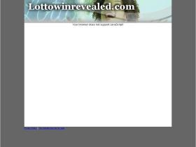 lottowinrevealed.com