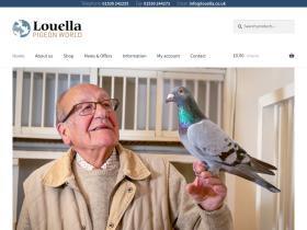 louellapigeonworld.co.uk