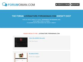 lovemature.forumoman.com