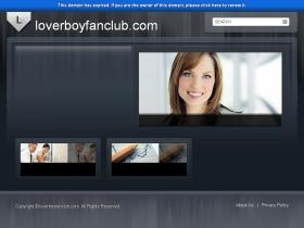 loverboyfanclub.com