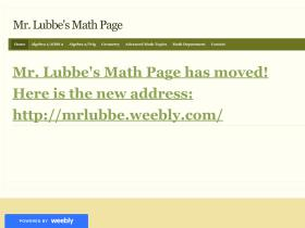 lubbe.weebly.com