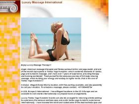 luxurymassageinternational.com