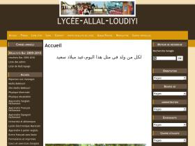 lycee-allal-loudiyi.e-monsite.com